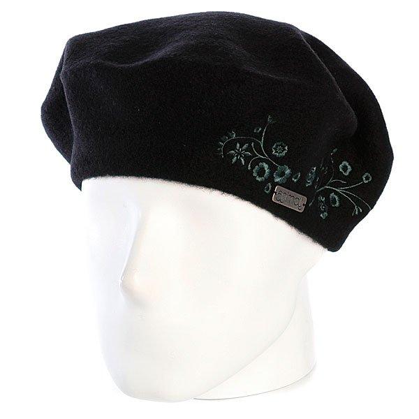 Шапка женская Animal Dusie Cap Black<br><br>Цвет: черный<br>Тип: Шапка<br>Возраст: Взрослый<br>Пол: Женский