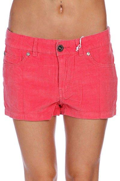 Шорты джинсовые женские Animal Trinitee Pink<br><br>Цвет: розовый<br>Тип: Шорты джинсовые<br>Возраст: Взрослый<br>Пол: Женский