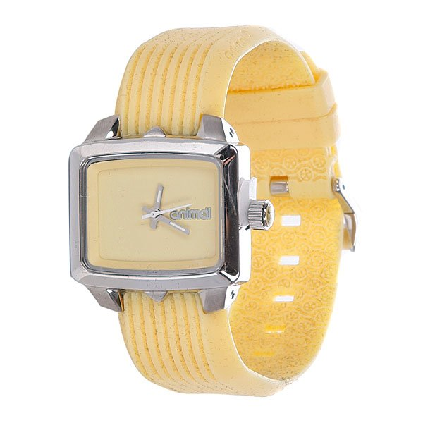 Часы женские Animal Eurus S Watch Pale Banana Proskater.ru 2479.000