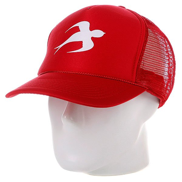 Бейсболка Innes Solo Red