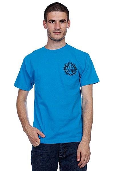 Футболка Nor Cal Safe Harbor Turquoise<br><br>Цвет: голубой<br>Тип: Футболка<br>Возраст: Взрослый<br>Пол: Мужской