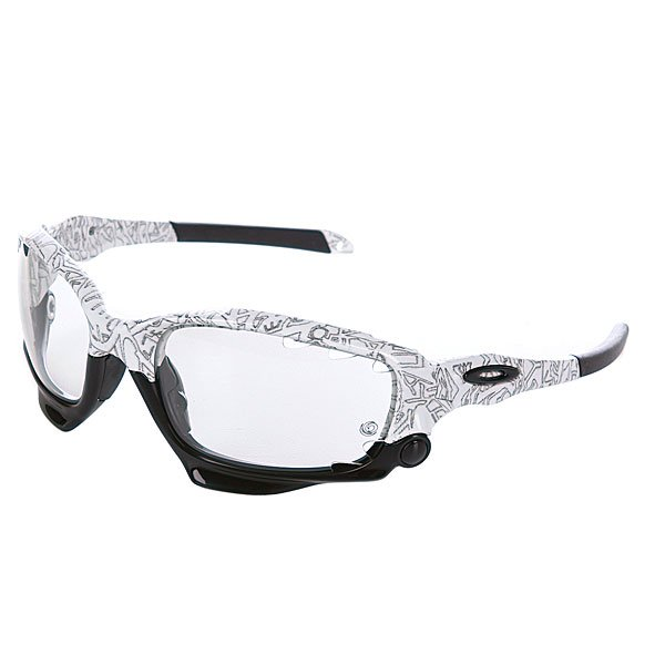 5f23553fb0 Oakley Flak Jacket White Ghost Text « Heritage Malta