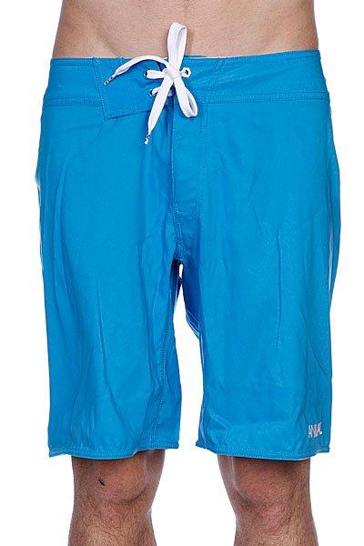 Пляжные мужские шорты Animal Bodmin Blue<br><br>Цвет: голубой<br>Тип: Шорты пляжные<br>Возраст: Взрослый<br>Пол: Мужской