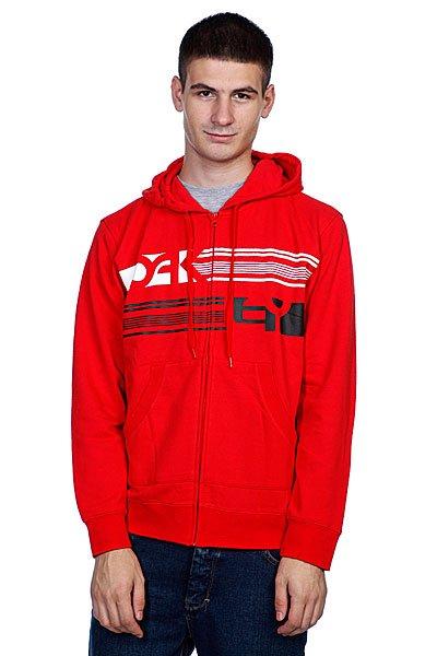 Толстовка Oakley Memorable Red Line<br><br>Цвет: оранжевый<br>Тип: Толстовка классическая<br>Возраст: Взрослый<br>Пол: Мужской