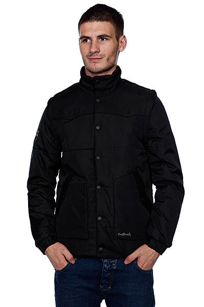 Куртка зимняя Trailhead Homestead Black/Black