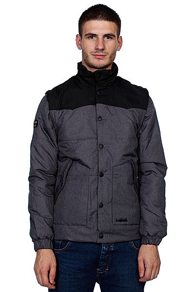 Куртка зимняя Trailhead Homestead Black/Grey