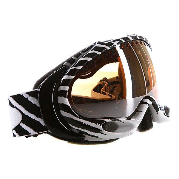 Маска Oakley A Frame Shaun White Sig. Wht/Blk Black Iridium