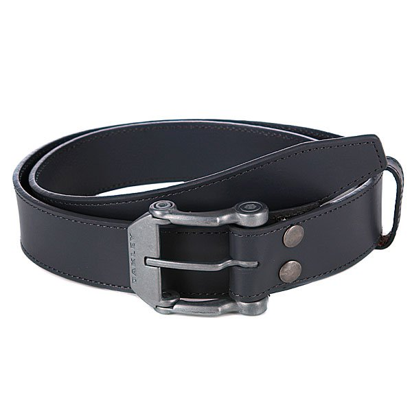 Ремень Oakley Leather Belt Sheet Metal
