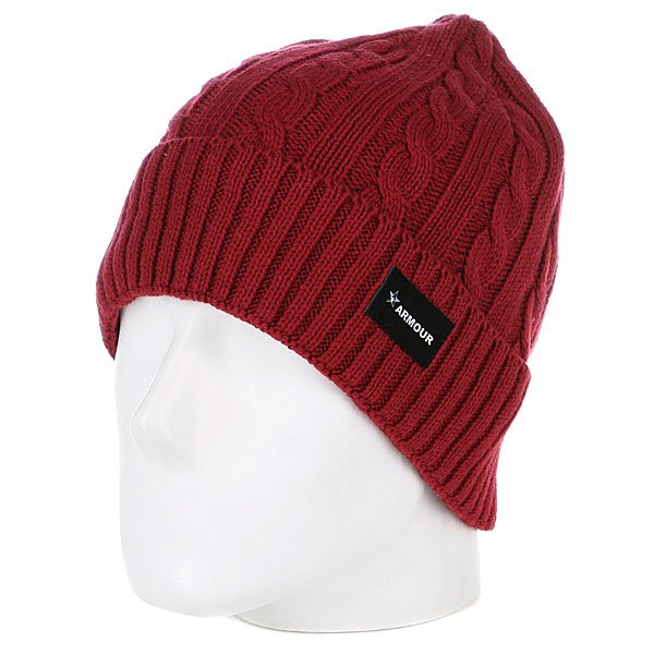 Шапка Armour Sailor Beanie Red