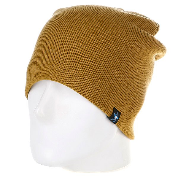 Шапка носок Armour Classic Beanie Brown цена