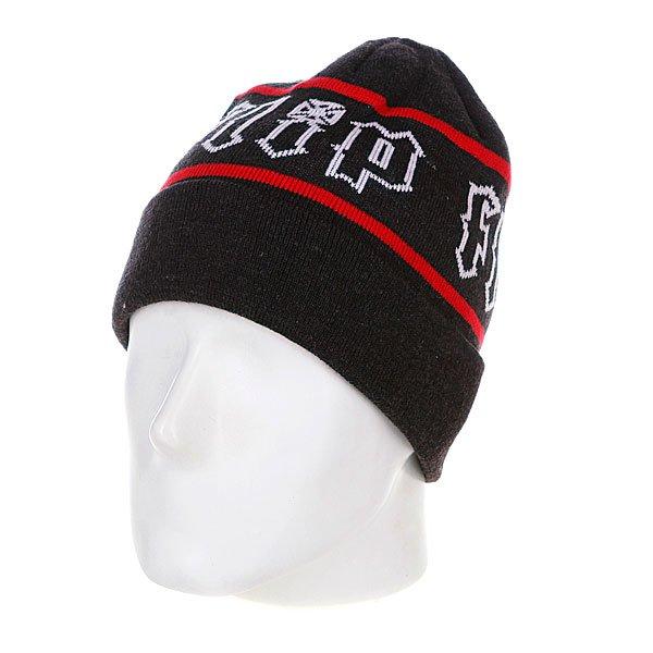Шапка Flip Hkd Stripe Black<br><br>Цвет: черный<br>Тип: Шапка<br>Возраст: Взрослый<br>Пол: Мужской