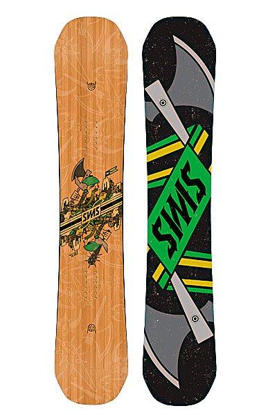 Сноуборд Sims Rules Mac Cam Sidewall Proskater.ru 23300.000