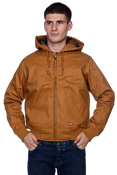 Куртка Dickies Daytona Duck Brown Duck