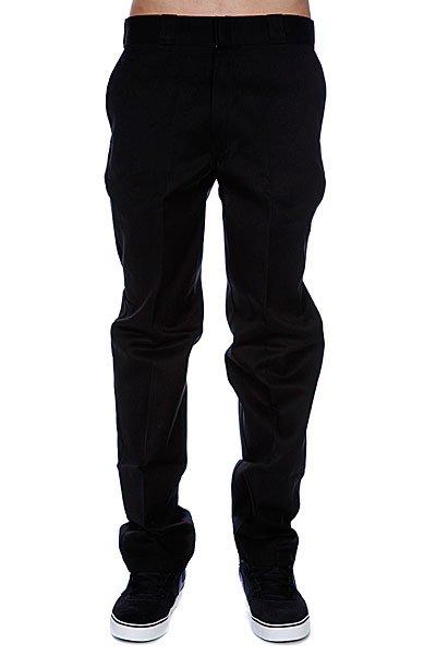 Штаны прямые Dickies Original 874 Work Pant Black<br><br>Цвет: черный<br>Тип: Штаны спортивные<br>Возраст: Взрослый<br>Пол: Мужской