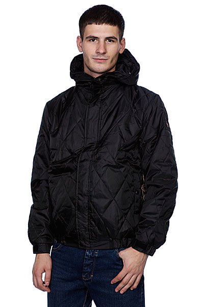 Куртка зимняя Independent Torrid Puffy Jacket Black
