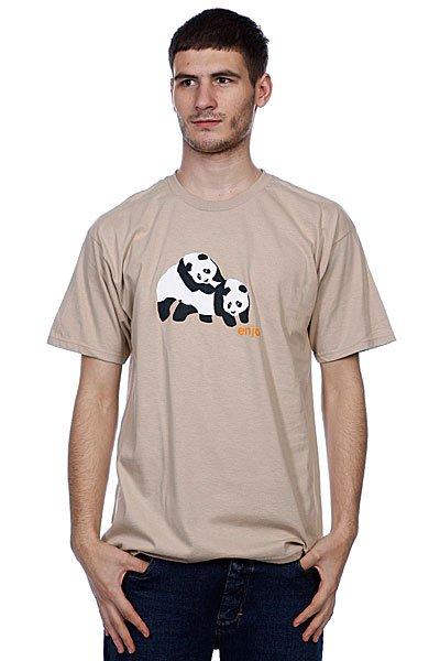 футболка-enjoi-piggyback-pandas-camel