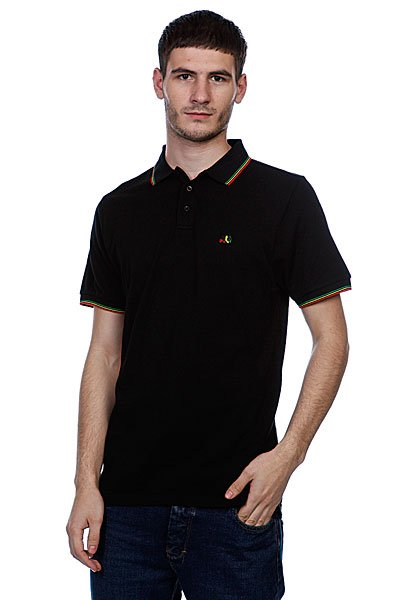 Поло Enjoi Specials Polo Rasta