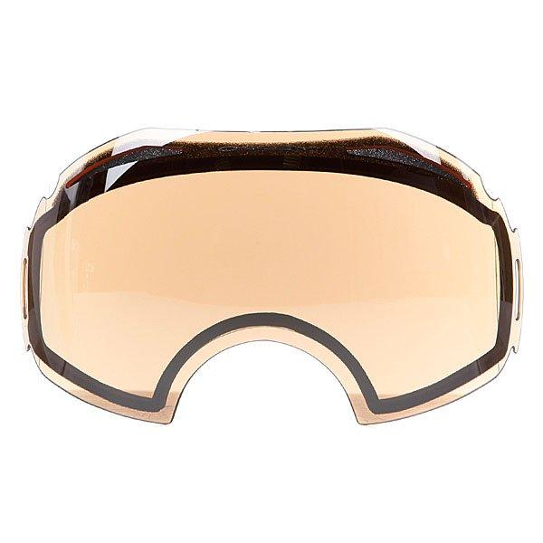 Линза для маски Oakley Repl Lens Airbrake Dual Vented /Black Iridium