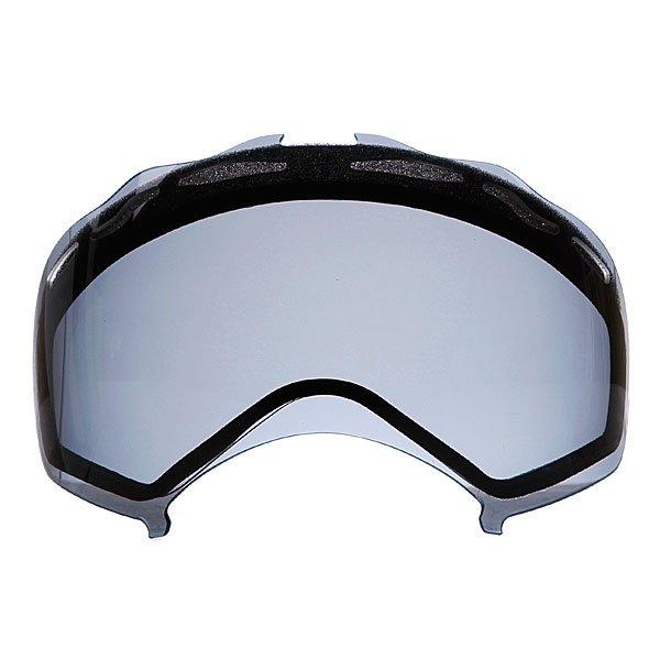 Линза для маски Oakley Repl Lens Splice Dual Vented Grey PolarizedТехнические характеристики: Двойная конфигурация линз с запатентованной геометрией. Устойчивый к царапинам фильтр PLUTONITE® на 100% защищает от ультрафиолетового излучения (блокирует вредное UVA, UVB, UVC излучение, а также ультрафиолетовое излучение до 400 NM).  Непревзойденная ясность и точность изображения благодаря патентованной инновационной технологии High Definition Optics® (HDO®). Антибликовая технология тонирования Iridium. Технология антибликовой поляризации линз.  Технология антизапотевания линз F3 anti-fog. Инженерия линзы CAD/CAM упрощает замену линзы и снижает чрезмерное давление при установке. Вентиляционные отверстия в верхней части линзы. Светопередача – 17 %, линза идеальна для среднего и яркого света. Соответствует оптическому стандарту ANSI Z80.3. Для моделей масок Oakley Splice.<br><br>Тип: Линза для маски<br>Возраст: Взрослый<br>Пол: Мужской