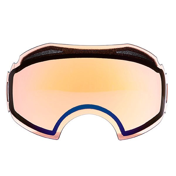 Линза для маски Oakley Repl Lens Airbrake Dual Vented Blue Iridium