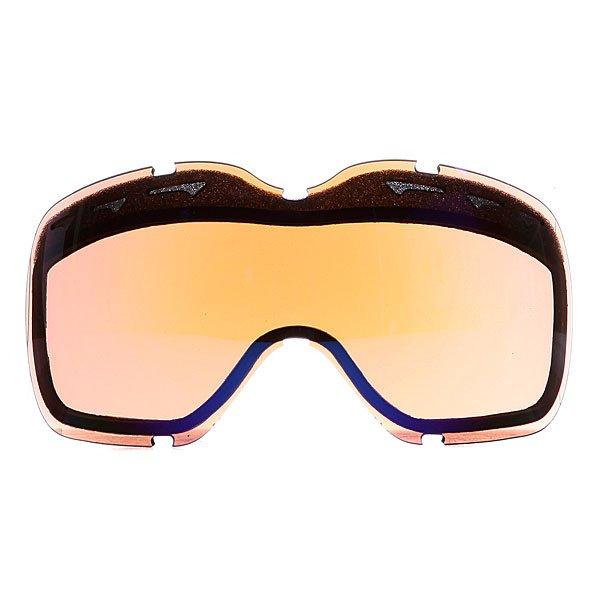 Линза для маски Oakley Repl Lens Stockholm Dual Vented /Blue Iridium
