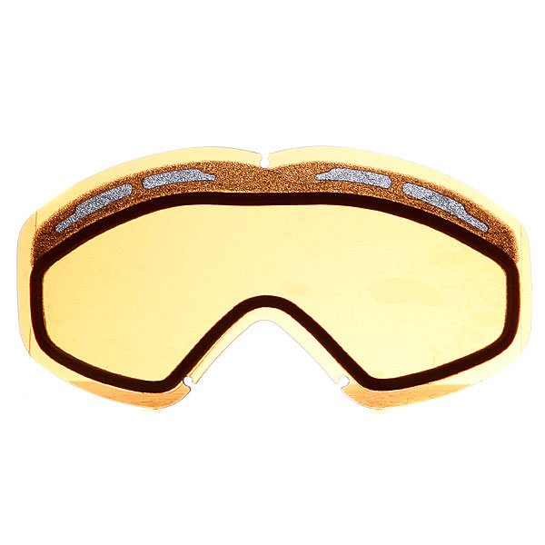 Линза для маски Oakley Series 3 Dual Snow Rep Lens Persimmon