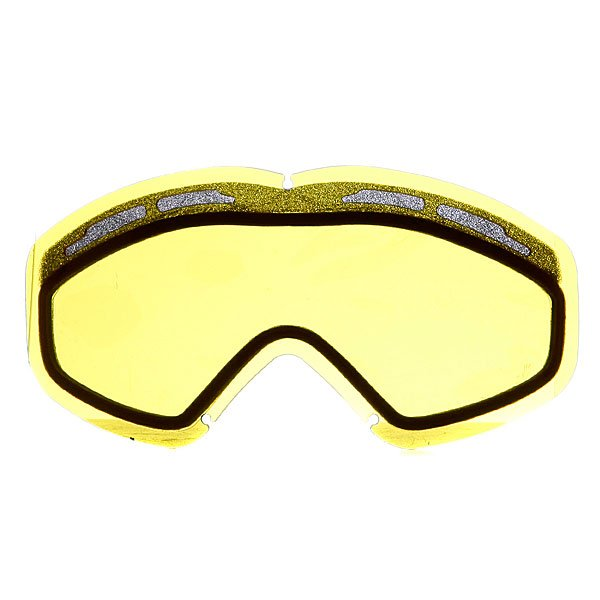 Линза для маски Oakley Series 3 Dual Snow Rep Lens Yellow