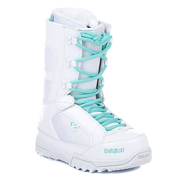 Ботинки для сноуборда женские Thirty Two Summit WS 12 White