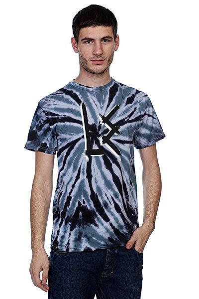 Футболка LE Og Logo Tie Dye<br><br>Цвет: серый<br>Тип: Футболка<br>Возраст: Взрослый<br>Пол: Мужской