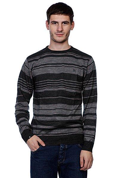Свитер Matix Asymmetric Hesh Black<br><br>Цвет: серый<br>Тип: Свитер<br>Возраст: Взрослый<br>Пол: Мужской