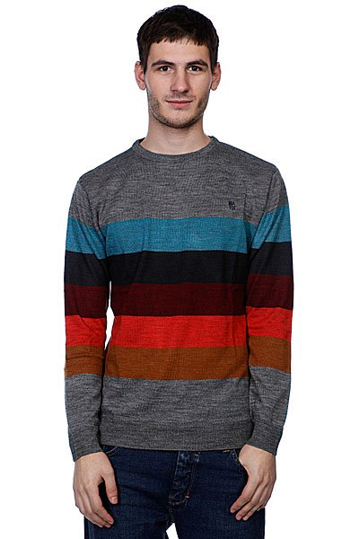 Свитер Matix Burbank Heather Grey