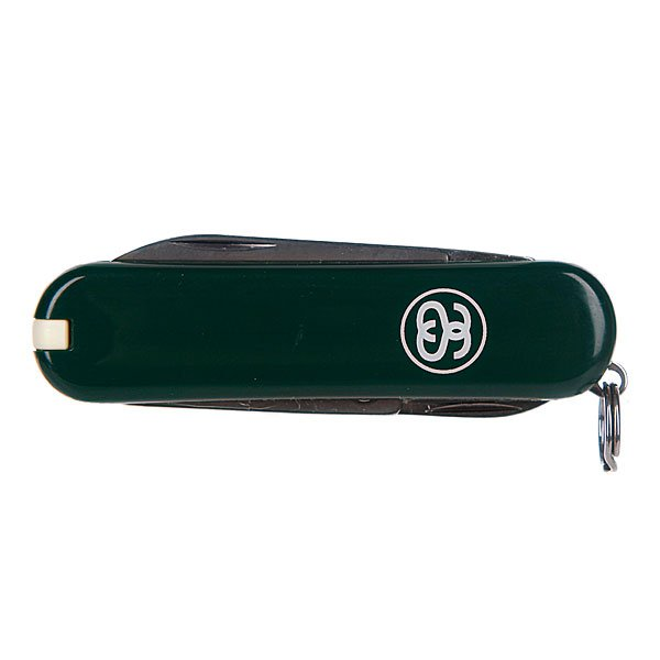 Нож перочинный Stussy Ss Link Pocket Knife Green