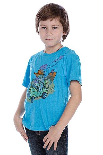 Футболка детская Quiksilver Nomad Tee Boy Ocean Proskater.ru 820.000