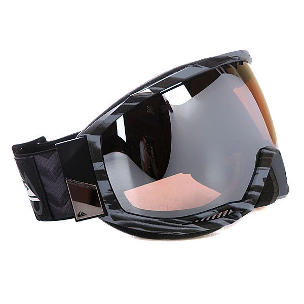 Маска Quiksilver Hubble Tr02/High Def/Silver