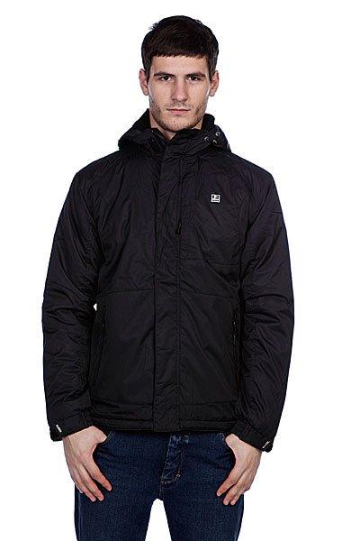 Куртка зимняя Globe Albany Jacket BlackМужская демисезонная куртка с утеплителем. Является воплощением городского стиля, идеальна для прогулок. Благодаря слою утеплителя, эту куртку можно носить и зимой с теплым свитером. Состав: оболочка и подкладка сделаны из 100% полиэстера. Дополнительно: два боковых кармана, капюшон, двойная застежка (молния и липучки).<br><br>Цвет: черный<br>Тип: Куртка зимняя<br>Возраст: Взрослый<br>Пол: Мужской
