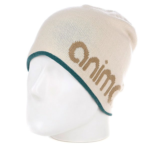 Шапка женская Animal Louisa Antique White