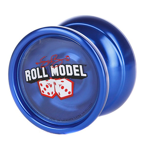Йо-Йо Yo-Yo Factory Roll Model Blue Proskater.ru 2970.000
