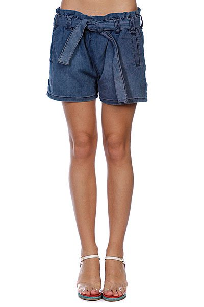 Шорты джинсовые женские Numph Kira Navy Proskater.ru 3900.000