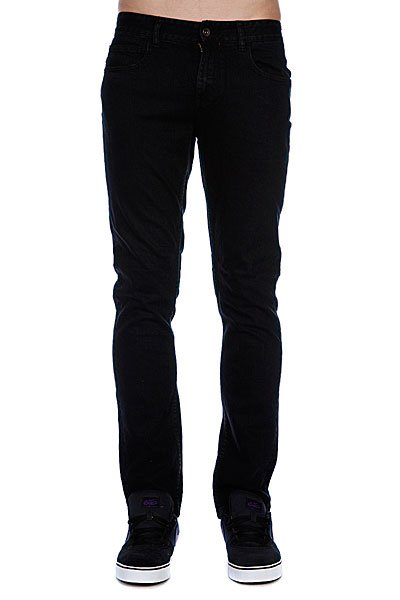 Джинсы прямые Globe Goodstock Jean blue black