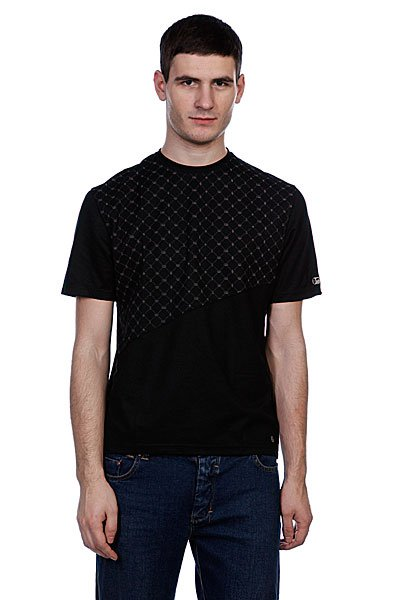 Футболка Animal Next S/S Tee Mx Tee Black animal футболка animal outdoors f94 s