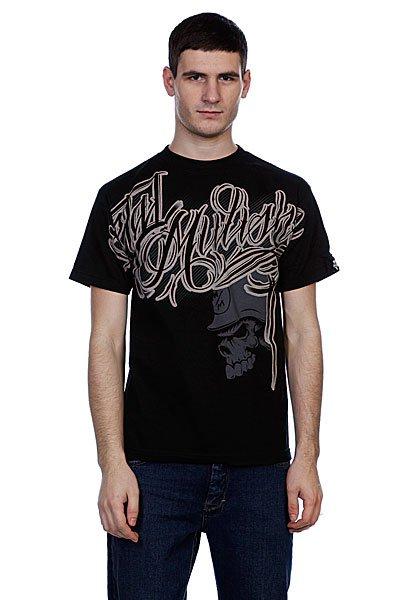 Футболка Metal Mulisha Typeface Black