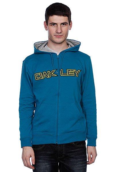 Толстовка Oakley Unleash The Beast Aurora Blue<br><br>Цвет: синий<br>Тип: Толстовка классическая<br>Возраст: Взрослый<br>Пол: Мужской