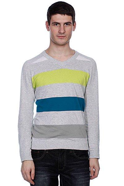 Свитер Oakley Configuration Sweater Light Heather Grey