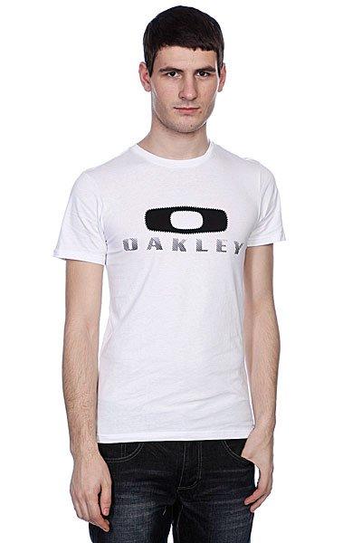 Футболка Oakley Griffins Nest White<br><br>Цвет: белый<br>Тип: Футболка<br>Возраст: Взрослый<br>Пол: Мужской