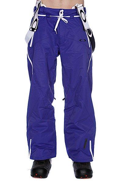 Штаны сноубордические Oakley Ascertain Pants Spectrum Blue