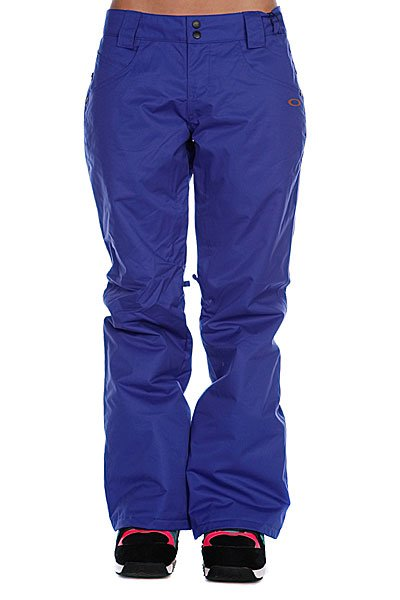 ����� ��������������� ������� Oakley Fit Insulated Pants Freedom Blue