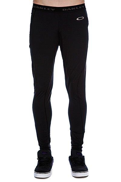Термобелье (низ) Oakley Great Ascent Baselayer Pants Jet Black