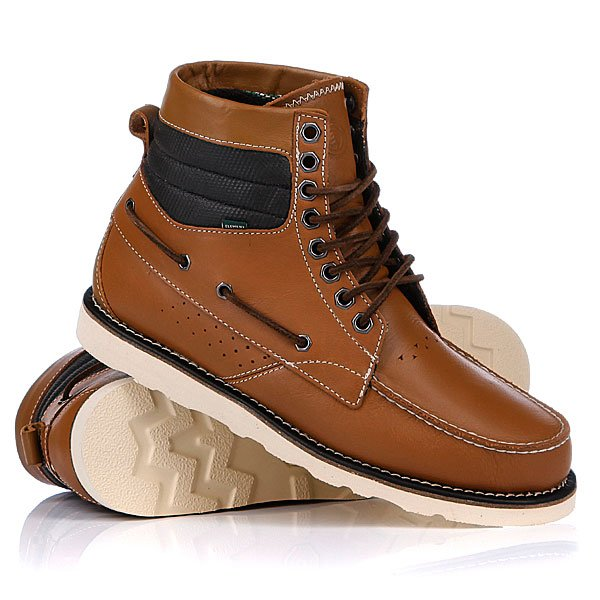 Ботинки Element Hampton Boot Vibram Caramel