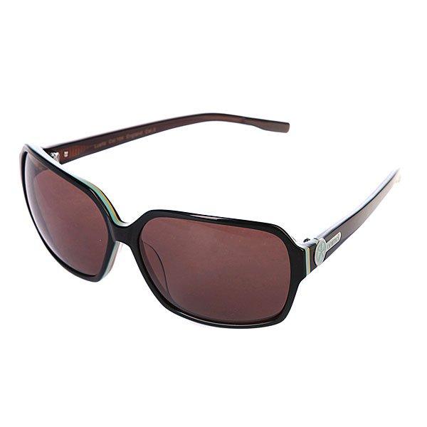 Очки женские Animal Luella BrownСовременные очки от бренда Animal - это воплощение экстрима, спортивного азарта и стиля.Технические характеристики: Прочная оправа из поликарбоната.Ударопрочные линзы из поликарбоната.100% защита от УФ - лучей.Логотип Animal.<br><br>Цвет: черный,зеленый<br>Тип: Очки<br>Возраст: Взрослый<br>Пол: Женский