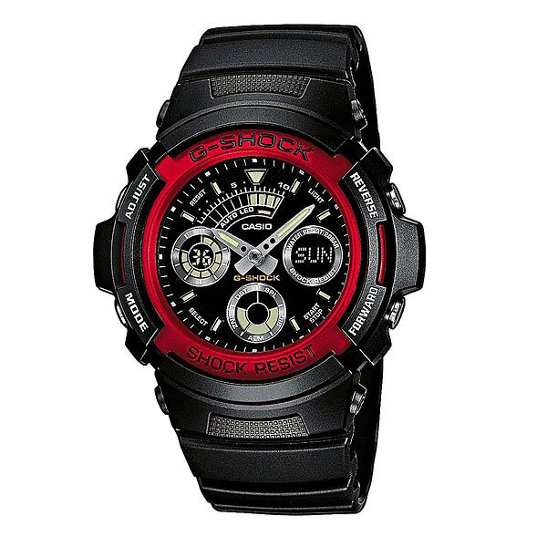 Часы Casio G-Shock Aw-591-4A casio часы casio aw 591 2a коллекция g shock